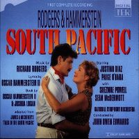 Cover Musical - South Pacific [First Complete Recording]